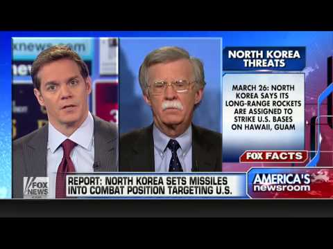World War 3 : North Korea targeting US Bases, The Nuclear fuse has been lit (Mar 26, 2013)
