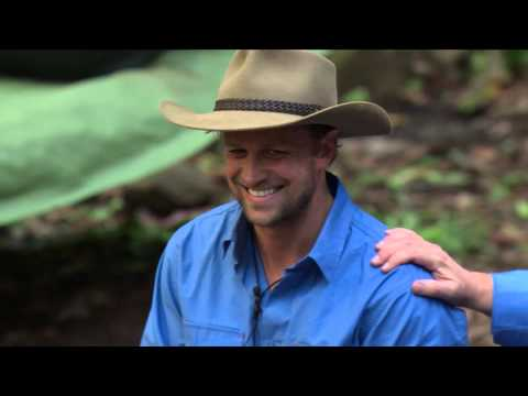 Matthew Receives Some Bad News - I'm A Celebrity Get Me Out Of Here