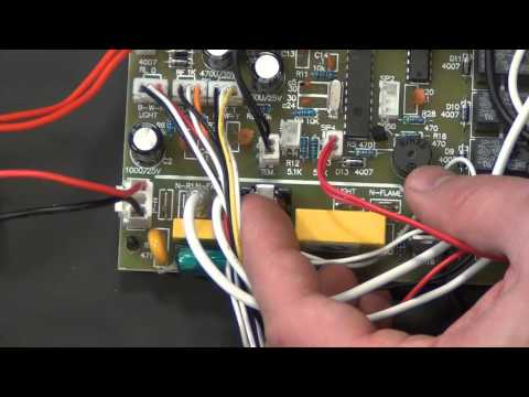 ES DBL2000MS Circuit Board Replacement