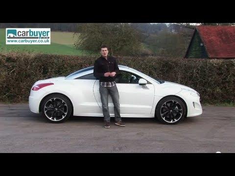 Peugeot RCZ coupe review - CarBuyer