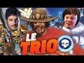 LA TRIOQ QUI CASSE DES Q ► ft ALPHA ET TROMA
