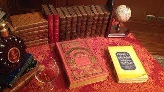 ASMR - Old Books Show & Tell