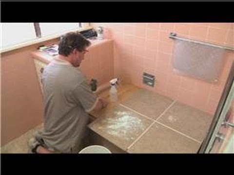 Cleaning Tile  : How to Clean Abrasive Ceramic Floor Tiles