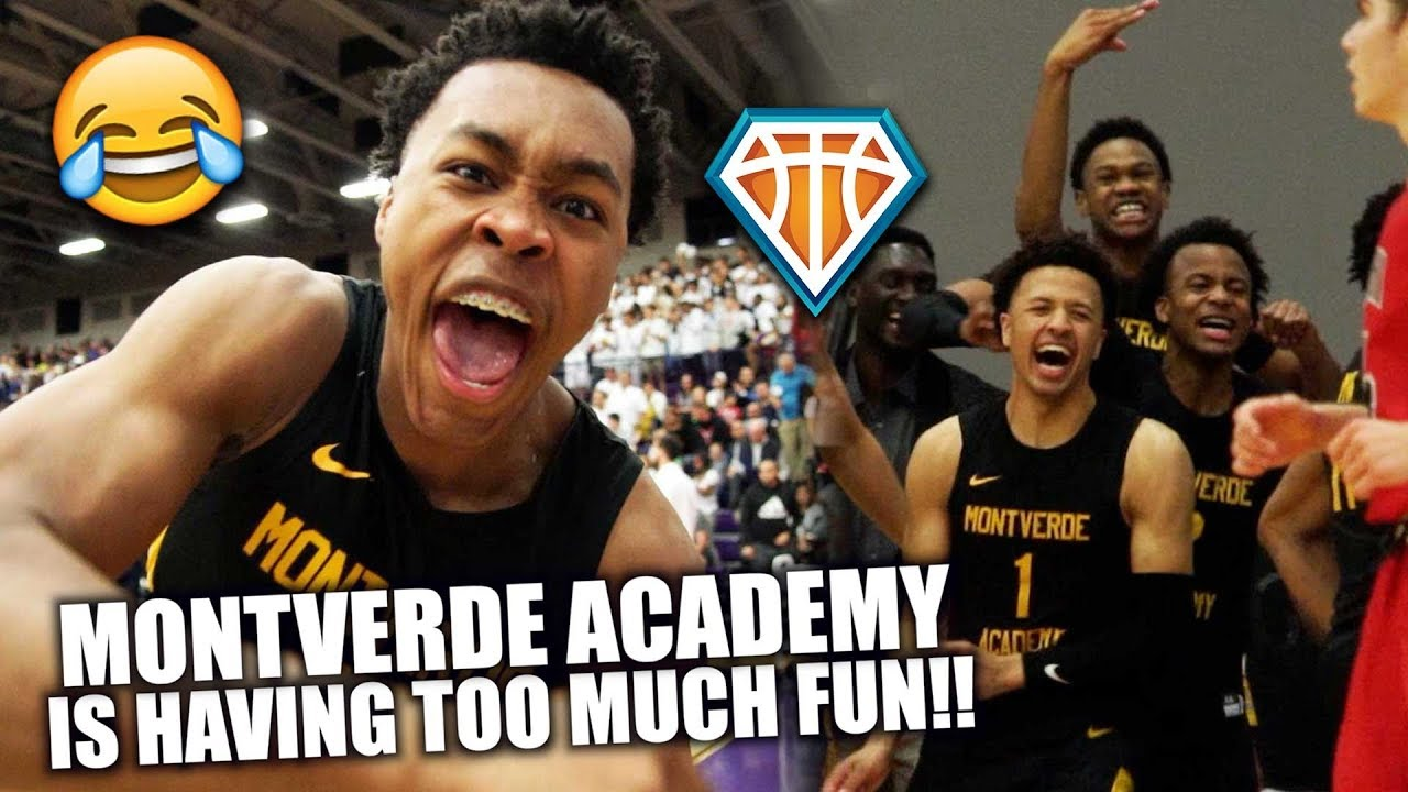 MONTVERDE IS HAVING TOO MUCH FUN!!   Dismantles #1 NEW YORK TEAM for the MAIT Championship