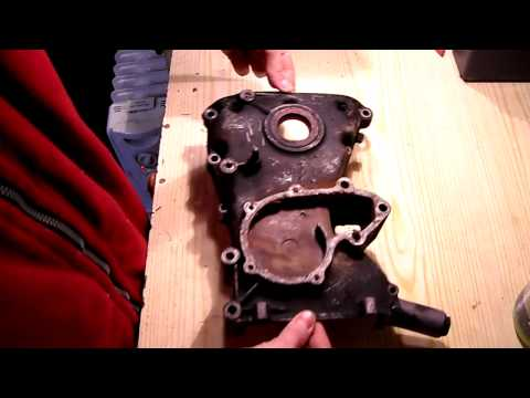 How to clean engine parts on a classic car? Parts restoration .