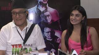 TRAILER LAUNCH OF YEH HAI INDIA |
