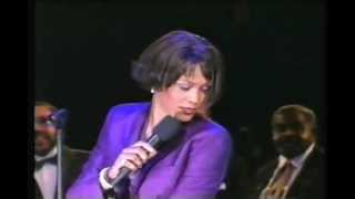 "Whitney Houston sings ""God Bless America"" LIVE! 1/15/2000 (Best Quality!)"