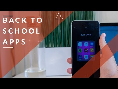Top Back To School Apps for iPhone In 2016