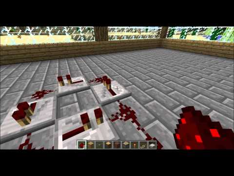 Minecraft Tutorial - Circuit Breaker