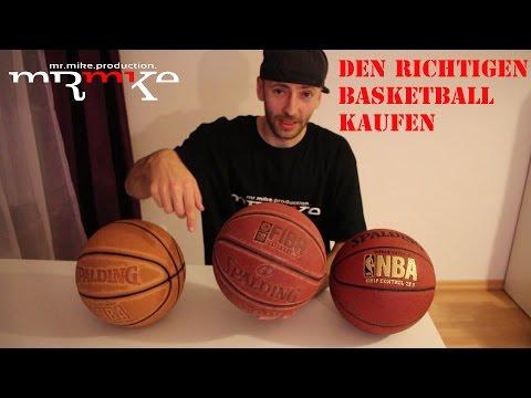 Die richtige Wahl beim Basketball