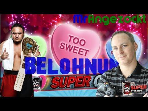 #WWESuperCard S4 ★ Valentinstagskarten & TBG Belohnung ★  [DE/GER][#MrATeam][PC, HD+, deutsch]