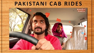 Pakistani Cab Rides