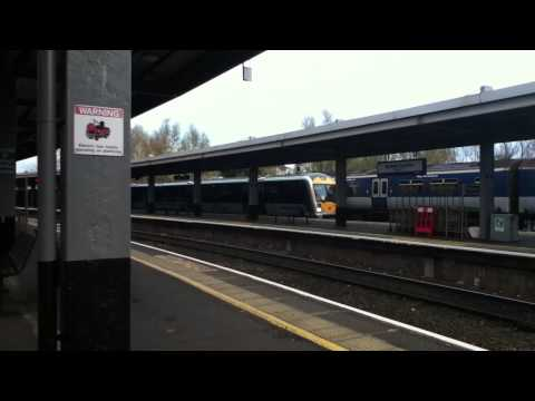 15:19 service to Portadown