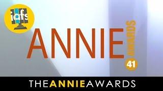 Annie Awards Show 2014