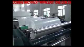 CPP/PP Film Extruding Machine 0.02-0.2mm (SYS-CPP1600 EXTRUDER)