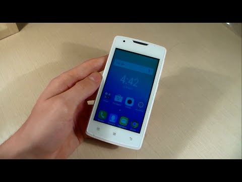 Review Lenovo A A1000M unboxing, perfomance, camera.