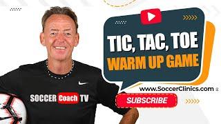 Tic, Tac,Toe warm up game
