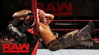 The Hardy Boyz vs. Luke Gallows & Karl Anderson: Raw, June 19, 2017