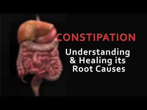 Natural Ayurvedic Treatment for Constipation