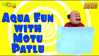 Aqua Fun - Motu Patlu Compilation As seen on Nickelodeon As seen on Nickelodeon