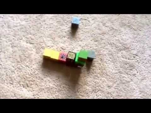 How I make toys move all by themselves