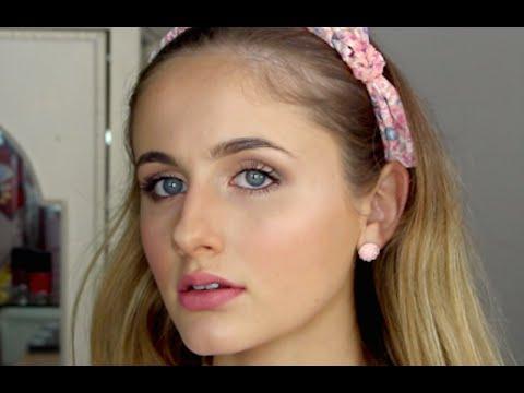 Natural Makeup Tutorial + Anastasia Palette