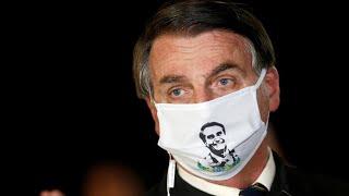 Insultes, dérapages…  Le président du Brésil Bolsonaro inquiété par la diffusion d'une vidéo