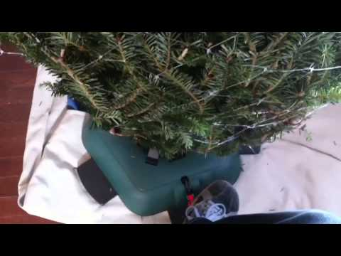 Worlds Best Christmas Tree Stand Review