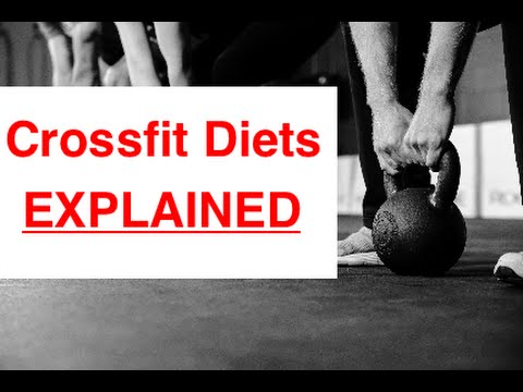 Crossfit Diet And Nutrition Explained