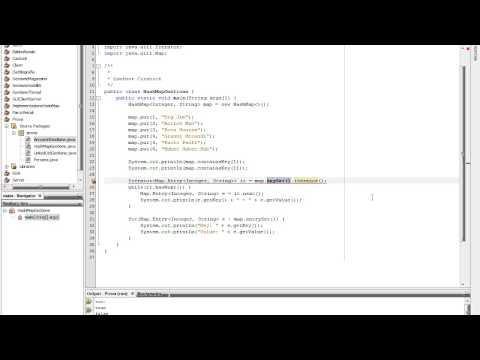 Java - 37 - HashMap e TreeMap