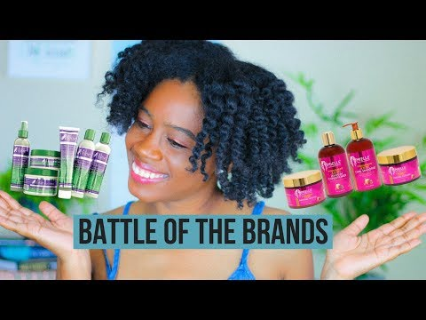 Which Is the Better Type 4 Hair Product | The Mane Choice vs Mielle Oragnics