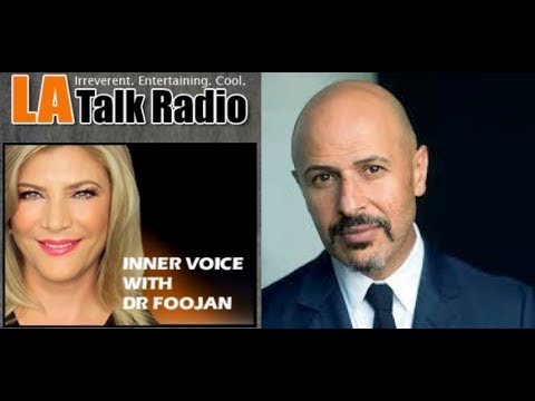 Where has critical thinking gone? - interview with Maz Jobrani by Dr. Foojan Zeine