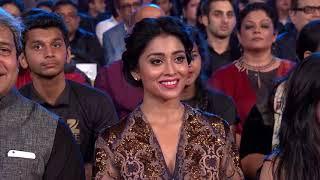 Arjun Kapoor performs with his high heels | Zee Cine Awards 2016