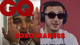Soso Maness juge le rap français : Zola, Roméo Elvis, Dinos… | GQ