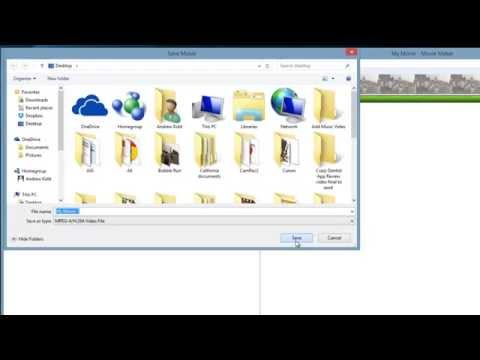 How to add music to your video using Windows Movie Maker