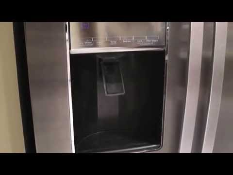 How to Replace a Refrigerator Water Filter