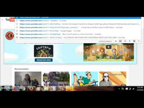 How to Delete Hide or Unhide My Youtube Channel from Public View (Unhidden Remove Private 2017