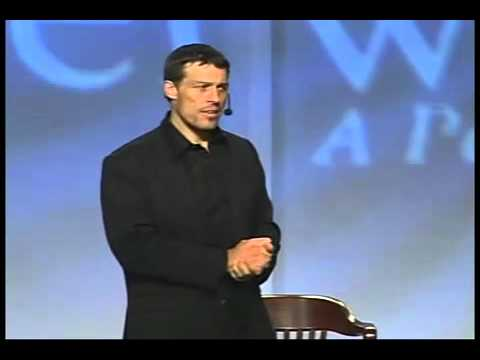 Are You Asking The Right Questions? - Anthony Robbins