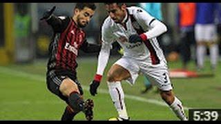 MILAN VS CAGLIARI 1-0 ALL GOALS 8-1-2017 FuL HD