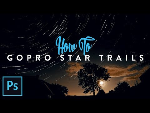 HOW TO GoPro Star Trails | TUTORIAL