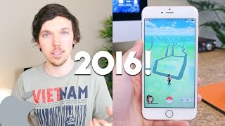 Top 10 iOS Apps of 2016!