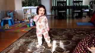Allie Doing the Mel Polka
