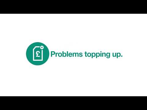 Problems topping up   Top up your phone   Support on Three