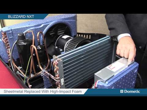 Dometic's Blizzard NXT RV Rooftop Air Conditioner