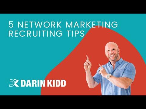Network Marketing Recruiting Secrets — 5 MLM Recruiting Tips