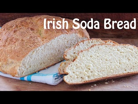 Traditional Irish Soda Bread Recipe -- The Frugal Chef