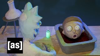 Rick and Morty The Non-Canonical Adventures: Re-Animator | Adult Swim