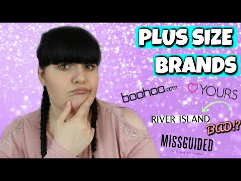 MY TOP BEST PLUS SIZE CLOTHING ONLINE AND STORES UK!    MYMAKEUP DIARY
