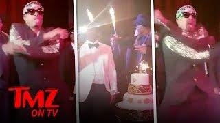 MC Hammer Still Has The Moves! | TMZ TV