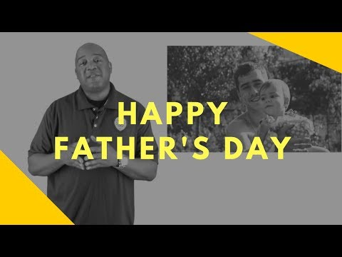 Happy Father's Day | Fathers Day